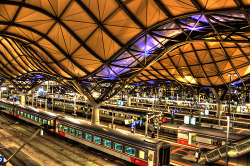 Southern Cross Station, Melbourne ♥ Visit Adam Selwood on Flickr »»»