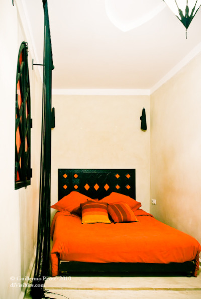 Hotel Rooms series // Marrakech, Morocco