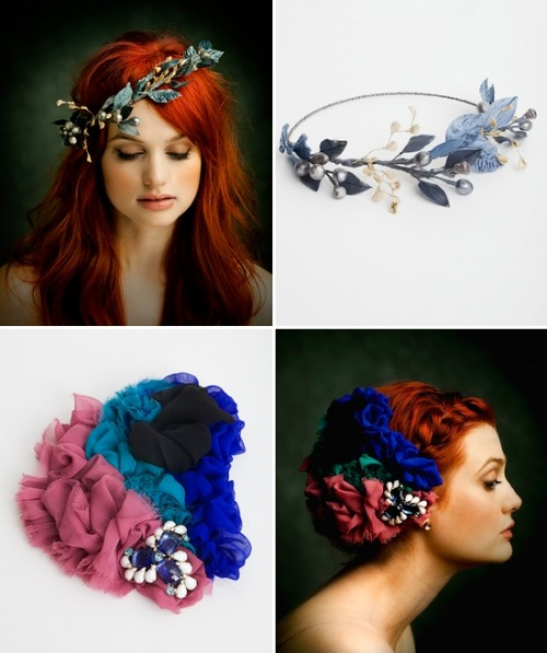lace & tea  » pretty headpieces from {ban.do}