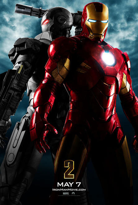 "Iron Man 2 (2010)Written by: Justin Theroux and Stan LeeDirected by: Jon Favreau Synopsis: The world is aware that billionaire inventor Tony Stark is  the armored Iron Man. Under pressure from the government, the press  and the public to share his technology with the military, Tony is unwilling to  divulge the secrets behind the Iron  Man armor because he fears the information will slip into the wrong hands. In the sequel to 2008's Iron Man, Stark is pitted against his Russian arch nemesis, Whiplash, and corporate  rival Justin Hammer. Cast: Robert Downey Jr., Don Cheadle, Scarlett Johansson, Gwyneth Paltrow, Sam Rockwell, Mickey Rourke, Samuel L. Jackson, Clark Gregg, Jon Favreau. Rated: Rated PG-13 for sequences of intense sci-fi action and  violence, and some language. Thoughts: Do you remember the first ""Iron Man"" and how awesome it was? I know I do. And I remember hearing about the second one and praying that it would be just as awesome. Now, ""Iron Man 2"" is out and it is incredible. I didn't think anything could top the first one but they've certainly done it. This movie was epic. I was never bored and I never wanted it to end. Robert Downey Jr. takes the cake with his role as Tony Stark and blows everyone else out of the water. With that, I will say that this cast was well-chosen and everyone did a great job, especially Sam Rockwell who made you laugh while you were hating him. I will admit that at certain points, the plot was a little messy and some things seemed rushed (mainly a plot involving Tony, his father and a new element) and some of the characters were a little underdeveloped, mainly just Scarlett Johansson and Samuel L. Jackson, but oh well. Everyone knows they're there to set up for their roles in the next one. (Scarlett as the Black Widow, anyone?) The action scenes in this movie are very well-done and the cinematography is more noticeably beautiful in this one. I loved this movie so much that I can't believe more people didn't like it. I want everyone to go see this movie and enjoy it for what it is: a truly entertaining and top-notch blockbuster film. PS: Make sure you look out for Captain America's shield and stay for the credits!"
