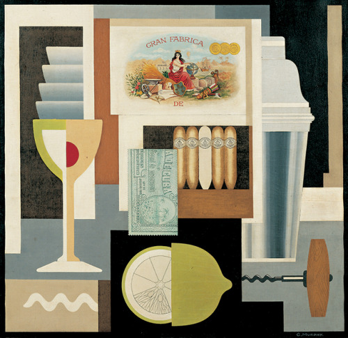 Gerald Murphy Cocktail 1927