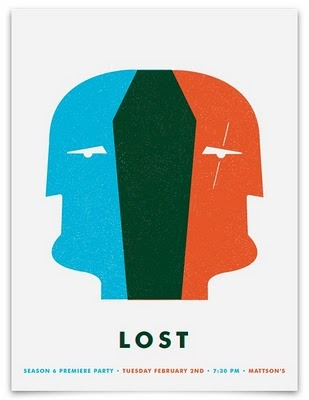Ty Mattson's Lost posters now on sale