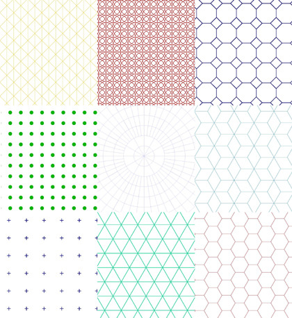 Free Graph & Grid Paper Pattern Generator | i do it yourself™