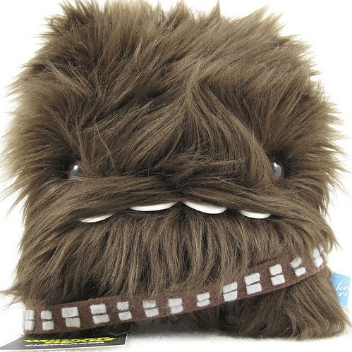 justinrampage:  This is probably the coolest little Chewie that I have ever seen. Sorry about the high level of cuteness. I really could not resist. :) Keep an eye on Phil Barbato's Etsy Shop for future Star Wars creations. Chewie by Phil Barbato (Etsy) (Flickr) (Twitter) (Facebook) Via: Super Punch