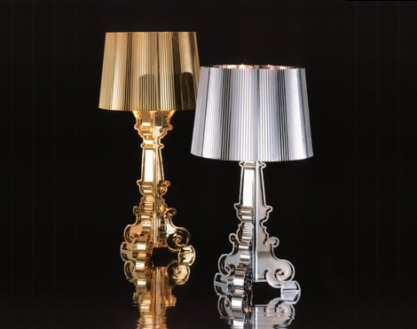 I love these Kartell lamps but they're so expensive :(