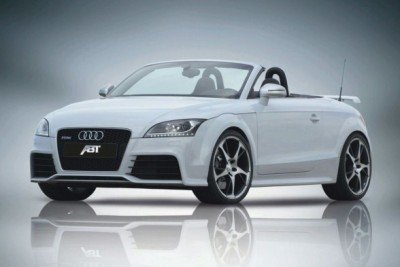 ABT Sportsline Audi TT-RS An ABT TT-RS is therefore able to keep up with the quickest of the quick at all times or even pass them by. Precisely what the ur-Quattro from ABT was also able to do. There is, however, one difference between then and now: contrary to the classic from the 80s the TT-RS is not just available as a sports coupe, but also as a cool roadster.