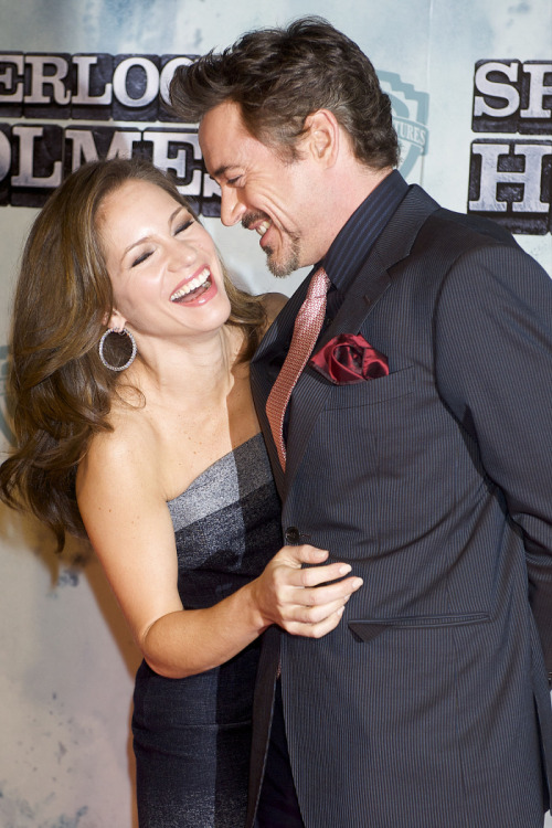 ohlalarisse:  Susan Downey: If there was no Hollywood, no next movie, no deal at Warner Brothers, no place in Malibu or Venice, I would still be really happy.