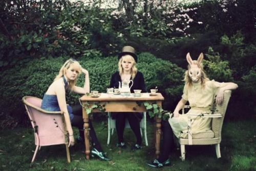tumblr (alice in wonderland,mad hatter,mad tea party,march hare)