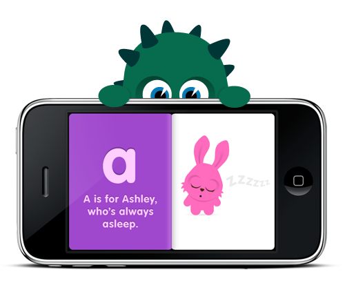 Learn the alphabet with Paul McDougall's gnarly iPhone application, ABC. For kids and kids at heart, profits from the app will be used to donate printed copies to children's hospitals and libraries in need. Buy ABC on the iTunes Store »»»