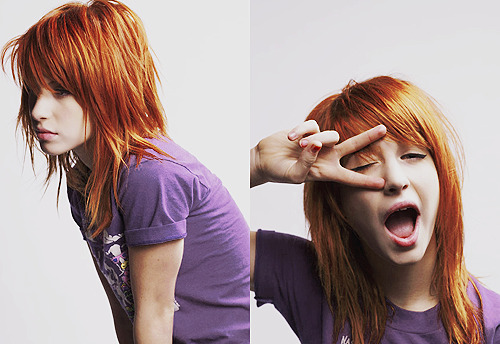 HAYLEY WILLIAMS.