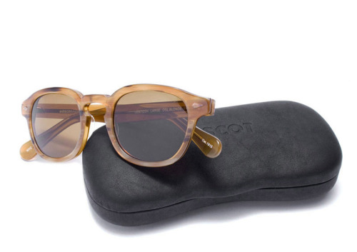 Moscot: Lemtosh Blonde