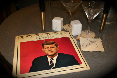 "curethriftshop:  Cure Vinyl:  John Fitzgerald Kennedy, A Memorial Album  ""Highlights of speeches made by our beloved President.""   coincidentally i saw this at the record archive for $1 this past weekend.. if anyone's interested."