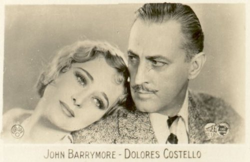 dolores-costello:  Dolores Costello and John Barrymore Circa:  Late 1920s/Early 1930s  Please follow my Tumblr blog for Dolores here http://dolores-costello.tumblr.com Thank you!  XOXO