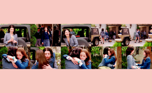 (The Lorelais First Day at Chilton, 1x02)