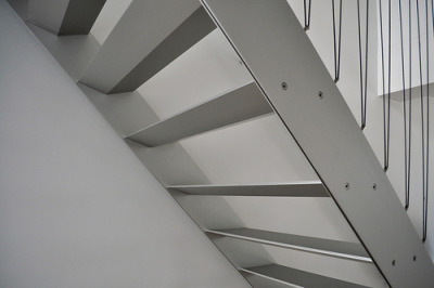 LamiDesign idea log - aluminum staircase