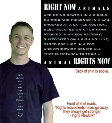 I recently bought this shirt off of www.veganessentials.com — and you can as well!