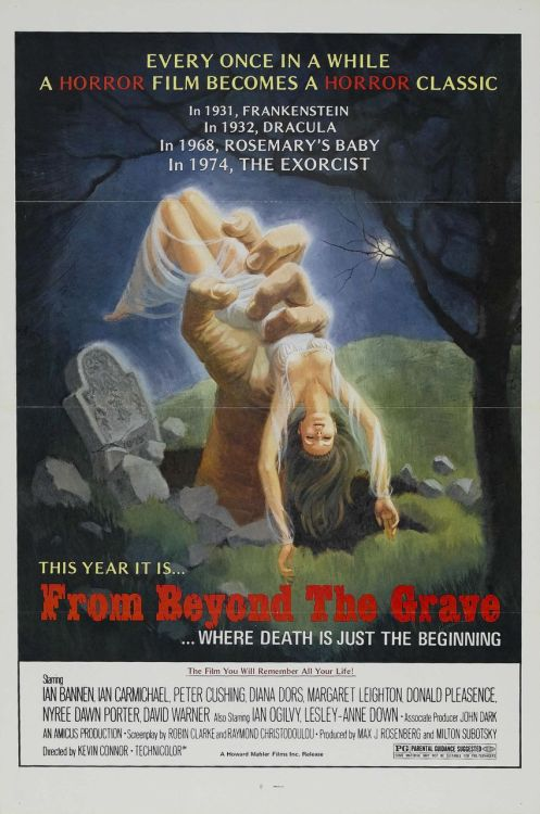 beautyandterrordance:  From Beyond the Grave (1973)