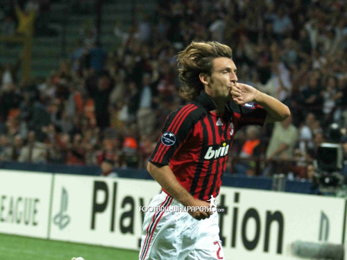 daddysflavor:  Today is Andrea Pirlo's birthday.   andrea pirlo segna per noi!!!