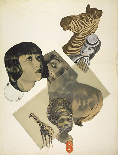 i was thinking of her collages today;] theshipthatflew:Marianne Brandt (German, 1893-1983), Untitled [with Anna May Wong], 1929 (Harvard Art Museum)