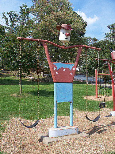 Arm Men Swingsets