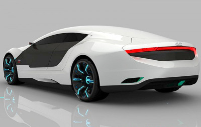 Jaw Dropping Audi A9 Concept Design by Daniel Garcia | Design You Trust by jala: