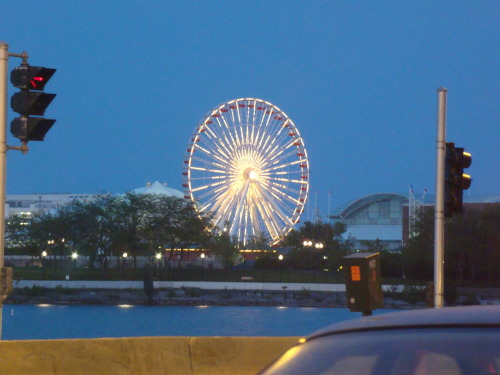 Navy Pier Lights