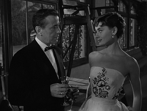 Sabrina (1954, USA, Billy Wilder) (source)