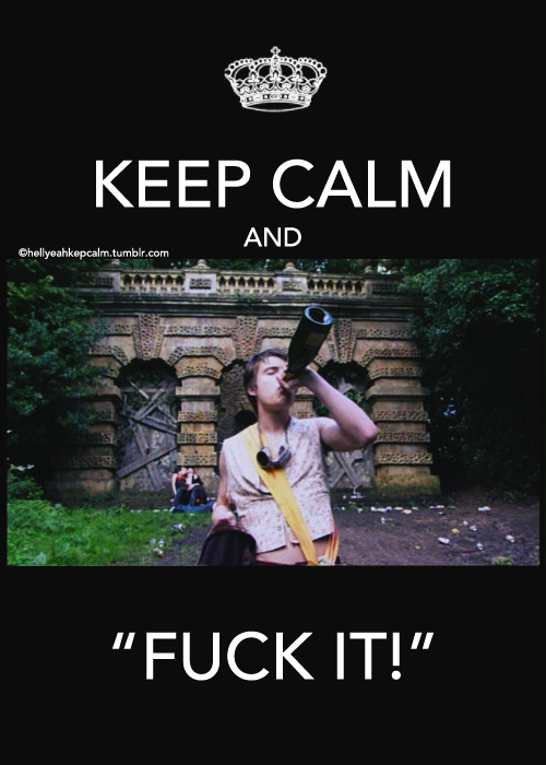 hellyeahkeepcalm:  Suggested by bittersweetrambling.tumblr.com