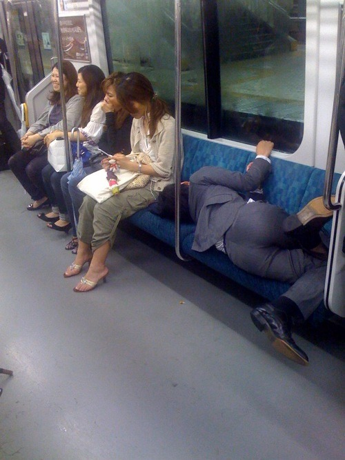 How To Sleep On A Train In Japan | loneleeplanet