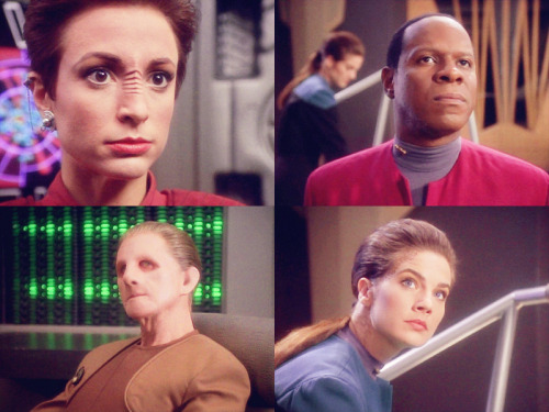 ahkna:  Some of my favourite characters from Star Trek: Deep Space 9