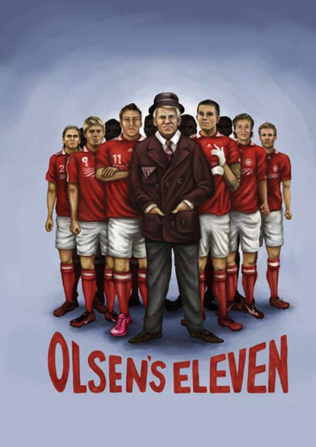 World Cup Fever Continues: Denmark: Olsen's 11 by Am I Collective