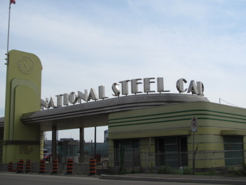 Forgotten #13 - National Steel Car, this place really needs to convert to an old roller skate drive in diner