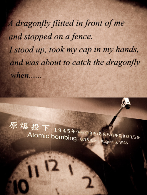 I can't even begin to explain the impact that Hiroshima made on me. We went to all of the museums in the area, but the one that hit me the most was the Peace Memorial Museum. It had everything from artifacts to pieces of buildings and clothes from the atomic bomb. I was so amazed at how somber I felt, seeing these things in person. Though the amount of school children there was outrageous, I still was so heartbroken and fascinated by everything I saw there. It's incredible to walk through the city of Hiroshima as well. After knowing about everything that happened there 30 years ago, and seeing the thriving city that it became… I'm blown away. The entire place was completely destroyed by the bomb, and by destroyed I mean practically vanished into dust. And to hear the hustle and bustle of the streets and the number of people bowing and praying to the monuments is just beautiful. Hiroshima is a place that I will never forget.