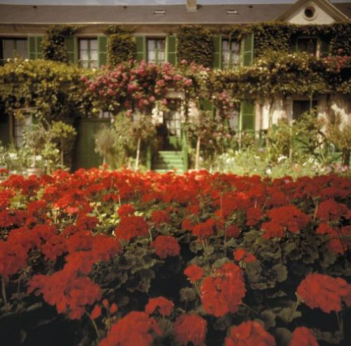Neil Folberg Monet's Home, Giverny circa 2001-2003