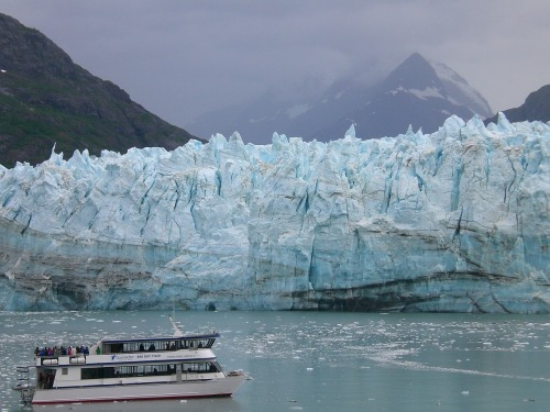 rosemin:  glacier bay national park, alaska