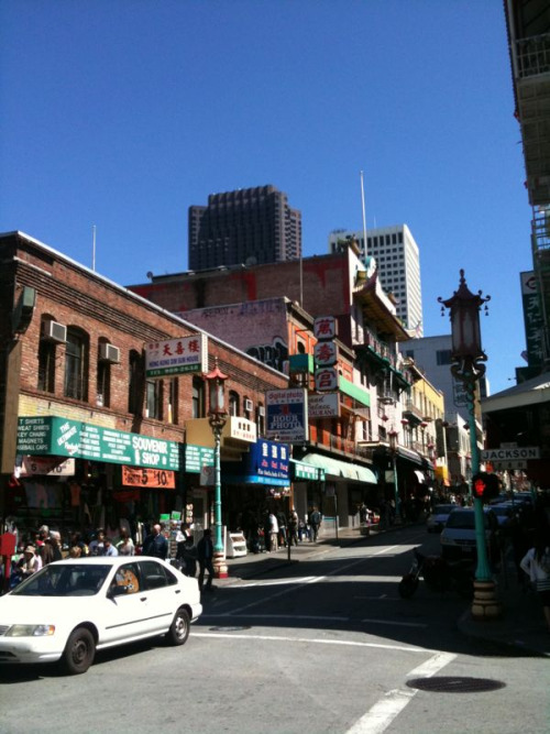 tehjeff:   Chinatown.   Posted three years ago.