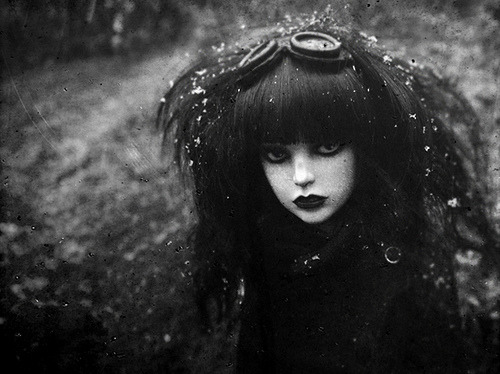 LOVE HER! #gothic  (via sequined-arsenic, useyoureyes-deactivated20101230)