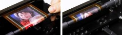 Sony has been working on a Rollable OLED display. Imagine the uses for a colour display that you could roll up!? More Info