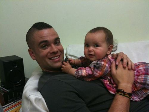Mark and Quick's baby, Tallulah :)