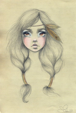 Clarissa Paiva- Native Daughter her work is gorgeous, check out the link! ^