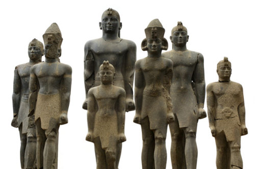 "soulflwr:    The Black Pharaohs, an ignored chapter of history tells of a time when kings from deep in Africa conquered ancient Egypt.   In the year 730 B.C., a man by the name of Piye decided the only way to save Egypt from itself was to invade it. Things would get bloody before the salvation came. ""Harness the best steeds of your stable,"" he ordered his commanders. The magnificent civilization that had built the great pyramids had lost its way, torn apart by petty warlords. For two decades Piye had ruled over his own kingdom in Nubia, a swath of Africa located mostly in present-day Sudan. But he considered himself the true ruler of Egypt as well, the rightful heir to the spiritual traditions practiced by pharaohs such as Ramses II and Thutmose III. Since Piye had probably never actually visited Lower Egypt, some did not take his boast seriously. Now Piye would witness the subjugation of decadent Egypt firsthand—""I shall let Lower Egypt taste the taste of my fingers,"" he would later write. North on the Nile River his soldiers sailed. At Thebes, the capital of Upper Egypt, they disembarked. Believing there was a proper way to wage holy wars, Piye instructed his soldiers to purify themselves before combat by bathing in the Nile, dressing themselves in fine linen, and sprinkling their bodies with water from the temple at Karnak, a site holy to the ram-headed sun god Amun, whom Piye identified as his own personal deity. Piye himself feasted and offered sacrifices to Amun. Thus sanctified, the commander and his men commenced to do battle with every army in their path. By the end of a yearlong campaign, every leader in Egypt had capitulated—including the powerful delta warlord Tefnakht, who sent a messenger to tell Piye, ""Be gracious! I cannot see your face in the days of shame; I cannot stand before your flame, I dread your grandeur."" In exchange for their lives, the vanquished urged Piye to worship at their temples, pocket their finest jewels, and claim their best horses. He obliged them. And then, with his vassals trembling before him, the newly anointed Lord of the Two Lands did something extraordinary: He loaded up his army and his war booty, and sailed southward to his home in Nubia, never to return to Egypt again. Continue      Amazing."