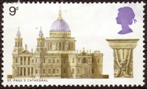 GB - British Architecture, Cathedrals, 28-MAY-1969