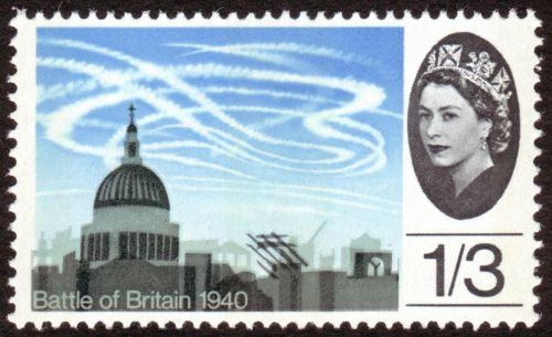 GB - 25th anniversary of the Battle of Britain, 13-SEP-1965