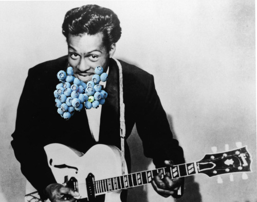 "Chuck ""Blue"" Berry"