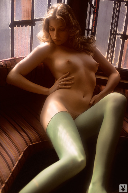 anneyhall:  Bebe Buell, Miss November, 1974. (via: playboymansion)
