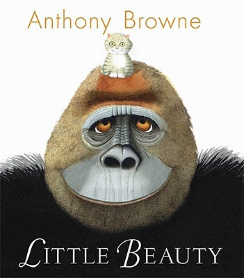 in the interest of keeping this up, i'm going to ease back into book reviews using a star system and limiting the review to a few words. so: 5/5 stars or ***** gorilla! kitten! friendship! emotions! floral upholstery! beautiful style and illustrations! sweet message! and hidden faces in roses!