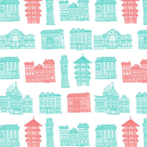 inspiro:  Alyssa Nassner pattern design