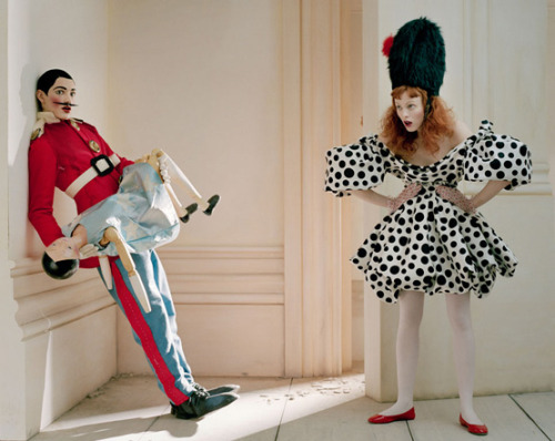 larajadephoto:  INSPIRATION POST Photo by Tim Walker.