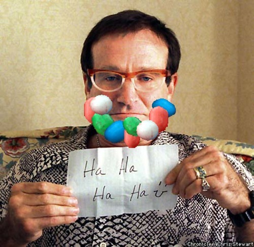 Robin Eggs Williams  More great submissions from radioactivescientist are still to come!