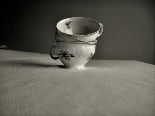 My tea cups <3 (taken by me)
